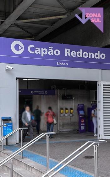 Plano&Estação Capão Redondo