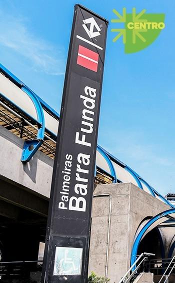 Portal Barra Funda