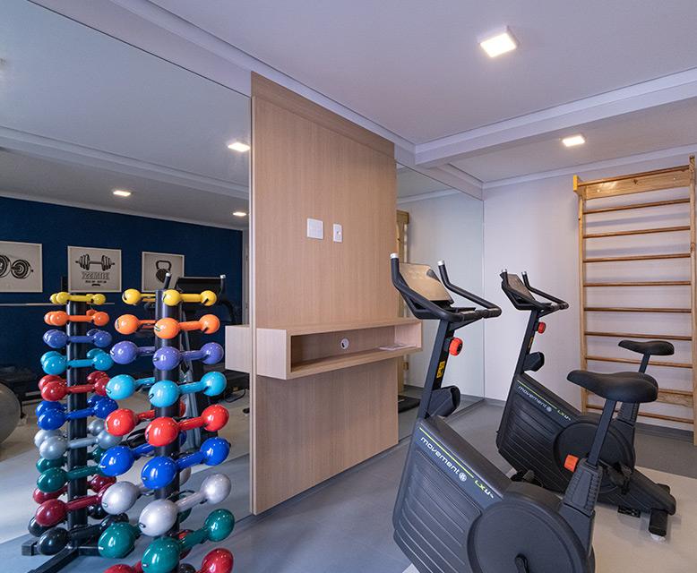 Fitness - Plano&Estação Vila Sônia