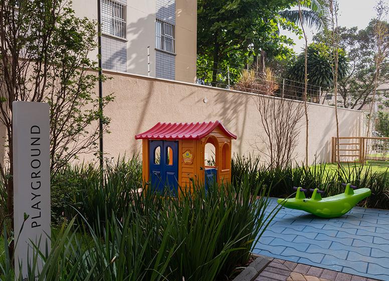 Playground - Plano&Estação Vila Sônia