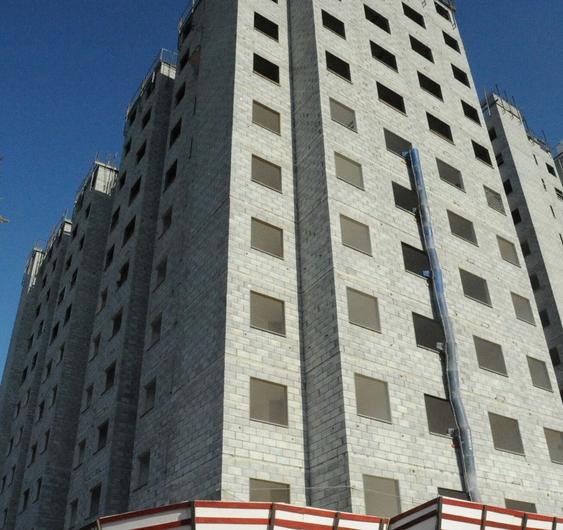 Área externa (Torre A)