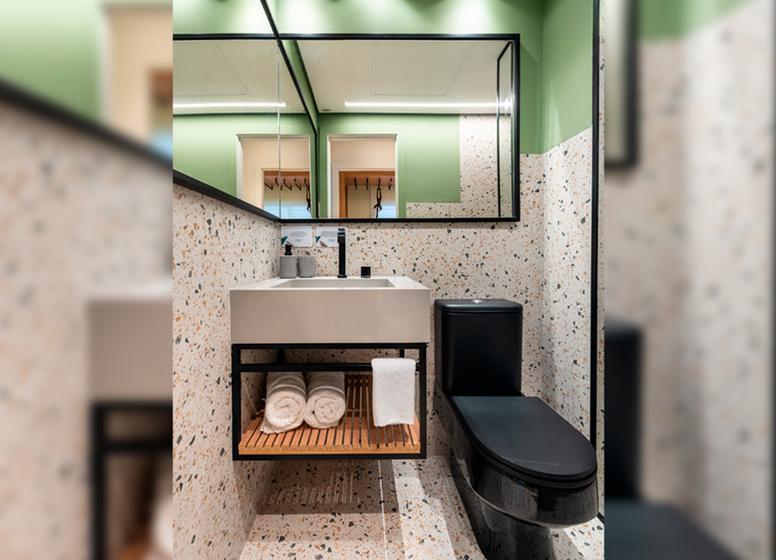 Banheiro - Sppace Jardim Botânico