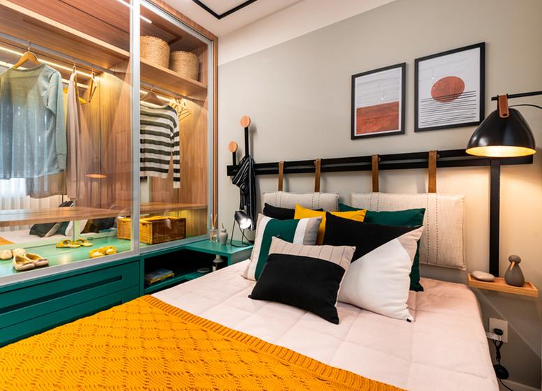 Dormitório - Sppace Jardim Botânico