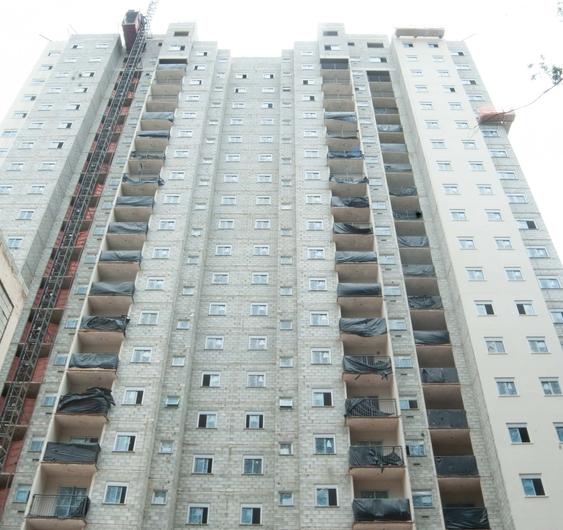 Área externa (torre 2)