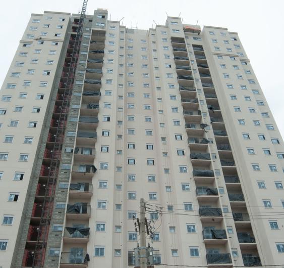 Área externa (torre 3)